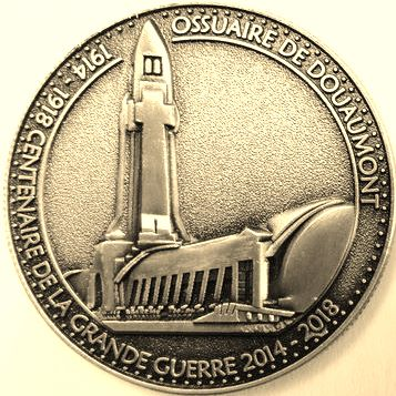 Douaumont-Vaux (55100)  [Remember / Ossuaire UECA] Ossuai10