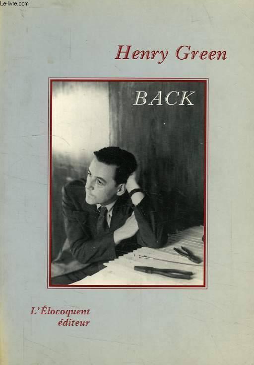 Henry Green Green10