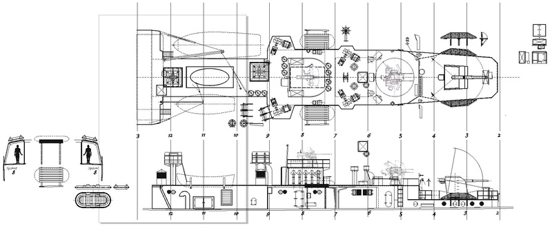Minensuchboot M43 1/70 2016-012