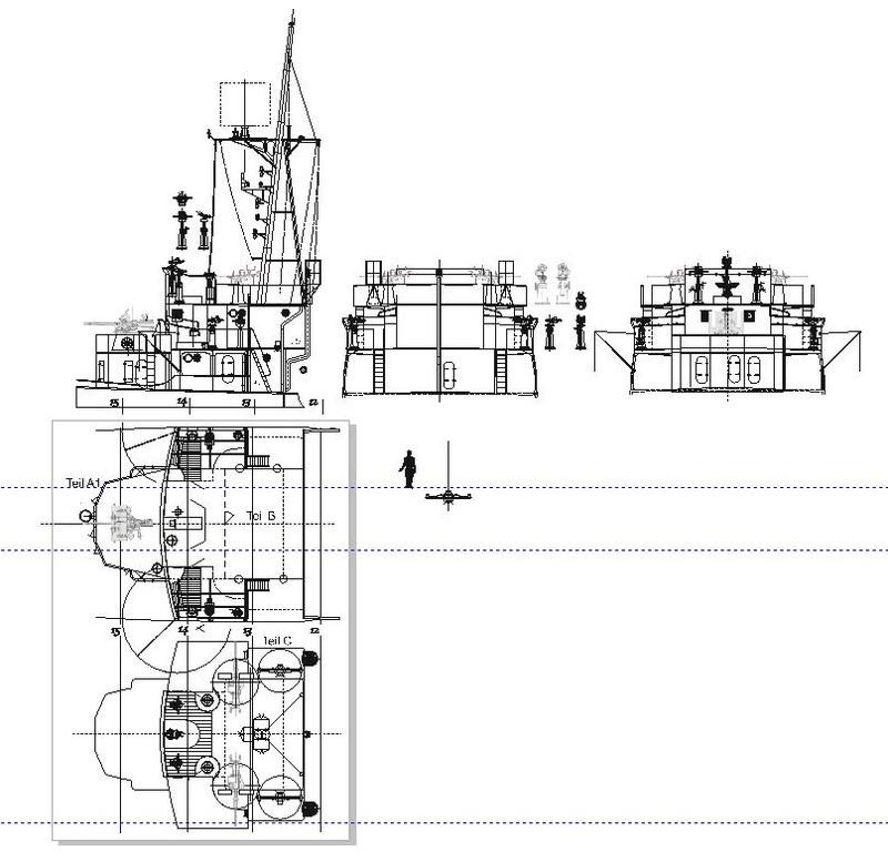 Minensuchboot M43 1/70 2016-014