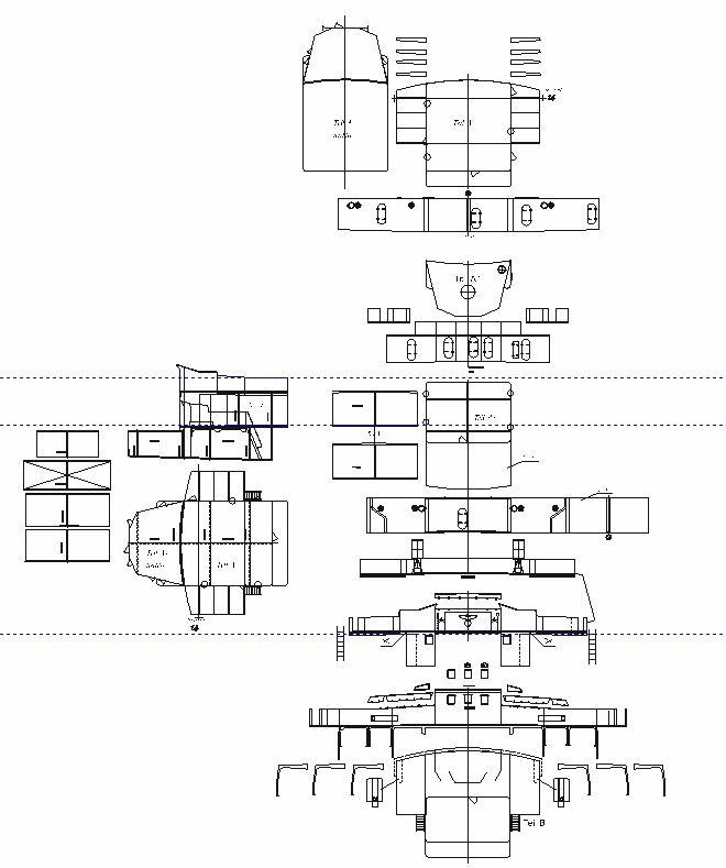 Minensuchboot M43 1/70 2016-015
