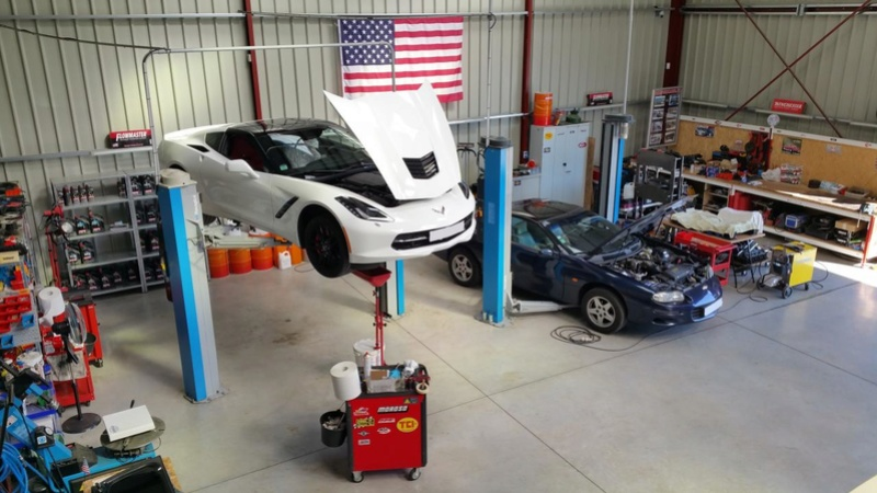 Garage BRUNORICAINE Corvet11