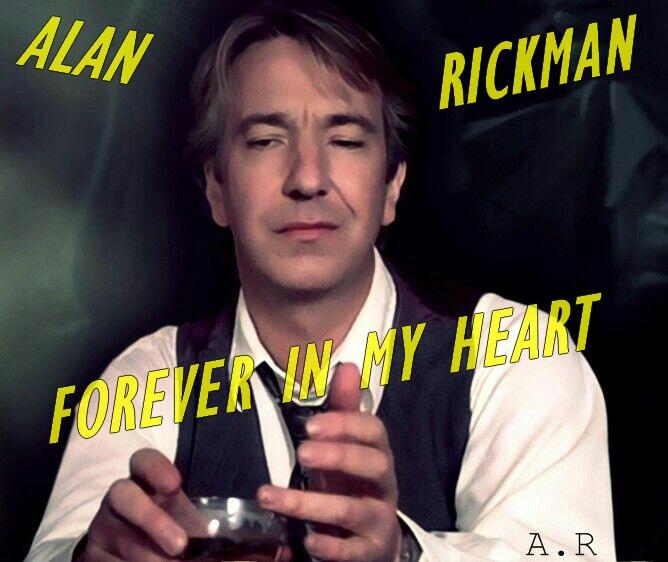 Mes créations sur Alan Rickman 12669710