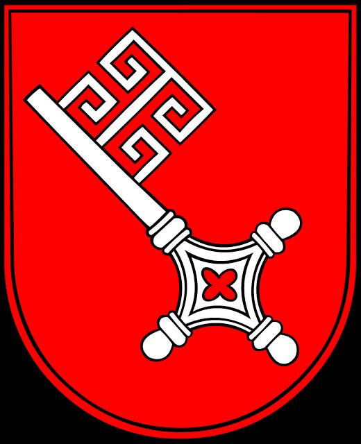 Médaille argent Ville de BREME / Allemagne Bremen10