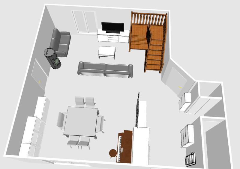 Besoin d'aide pour l'aménagement de notre séjour Salon-10