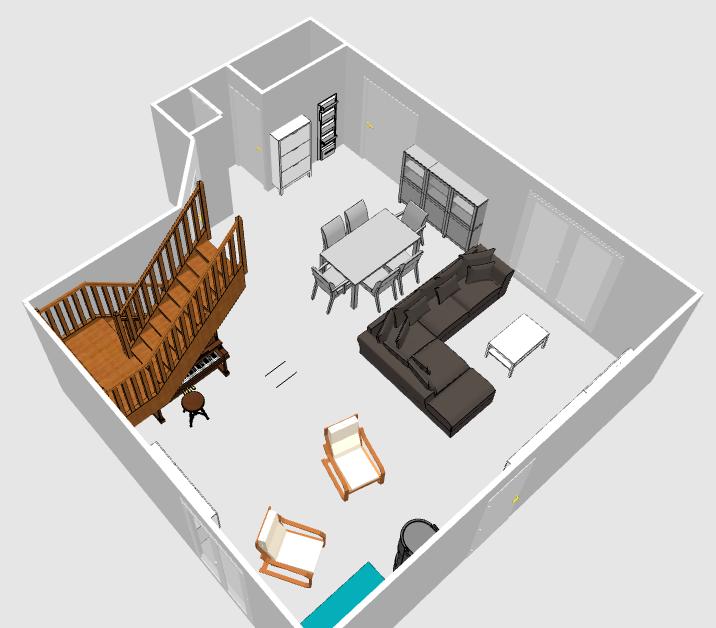 Besoin d'aide pour l'aménagement de notre séjour Salon-12