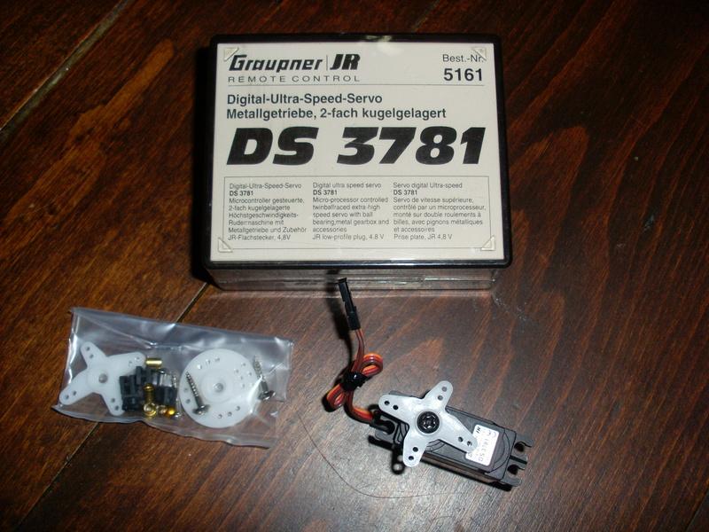 Vends  : Servo Grapner DS 3781 Neuf Ds378112