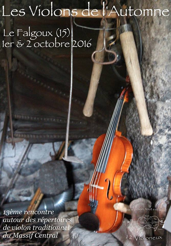 Les Violons de l'automne - Le Falgoux 14383310