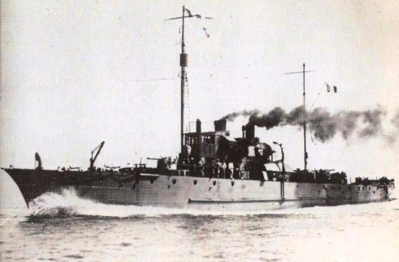 Ostende port militaire Alerte10