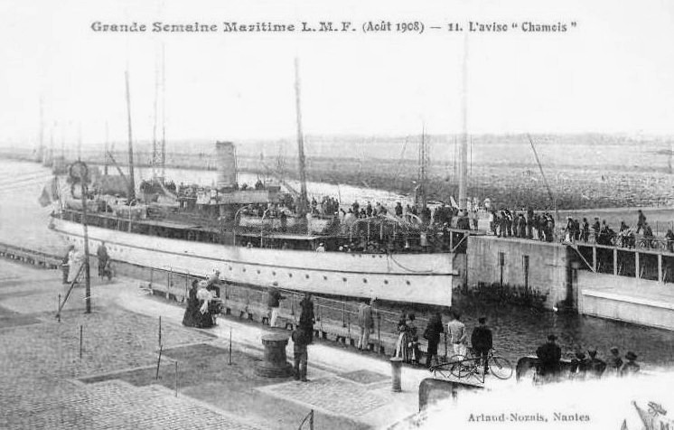 Ostende port militaire Chamoi10