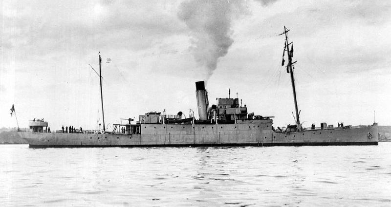 Ostende port militaire Harebe10