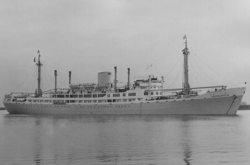 SS Leopoldville coulé Leopol11