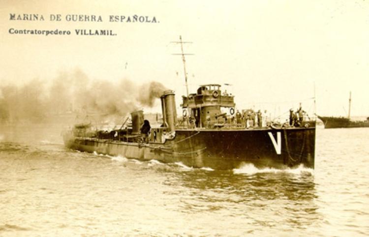 BRUXELLES inauguration du port le 12.11.1922 Villam10