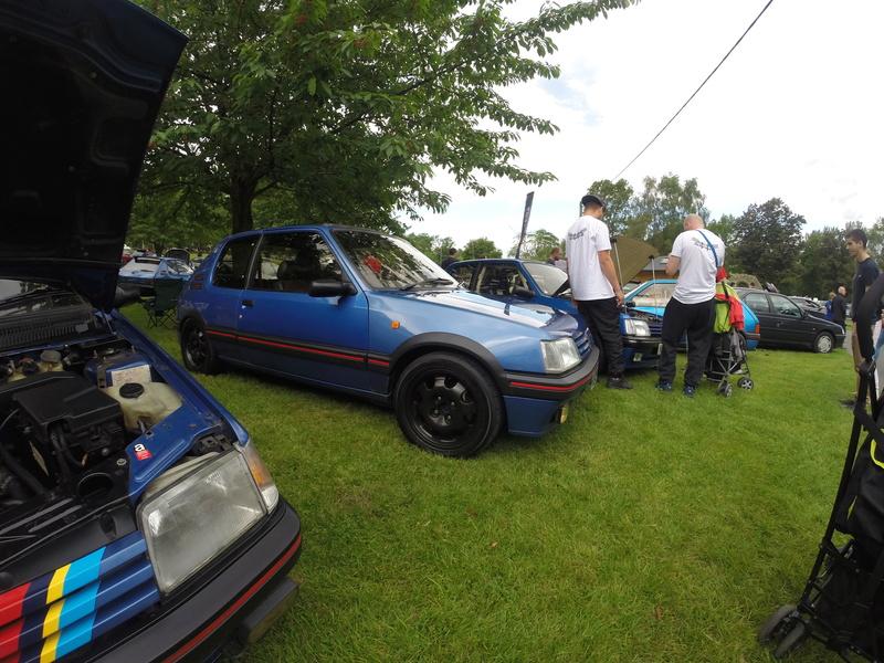 pugfest 2016 rassemblement peugeot uk prescot hill  Gopr4110