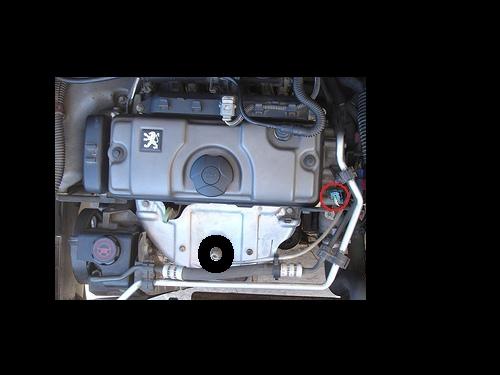 [ Peugeot 106 Zen 1.1 Ess an 2003 ] Voiture chauffe, pas de ventilateur, témoin batterie allumé Moteur10