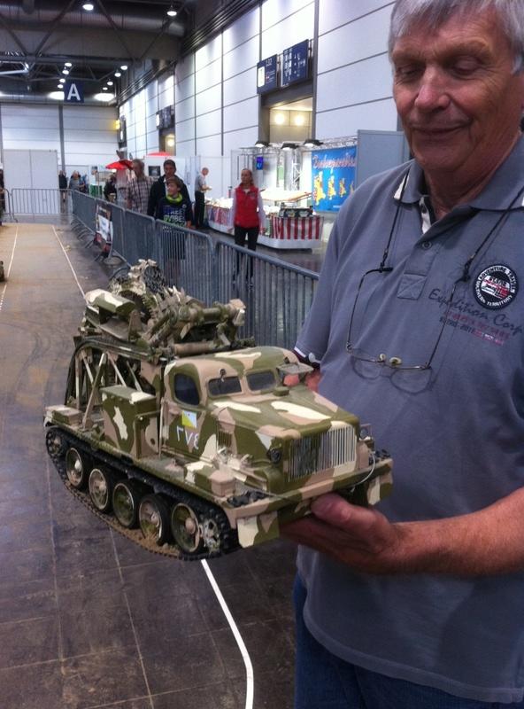 LKW G5 als Tankwagen Maßstab 1:20 gebaut von klebegold - Seite 3 1410