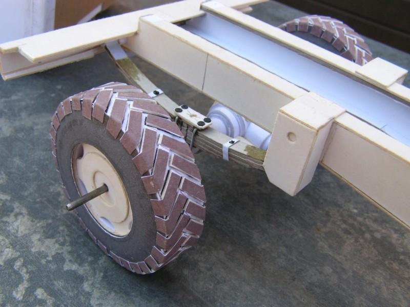 LKW G5 als Tankwagen Maßstab 1:20 gebaut von klebegold - Seite 2 150k10