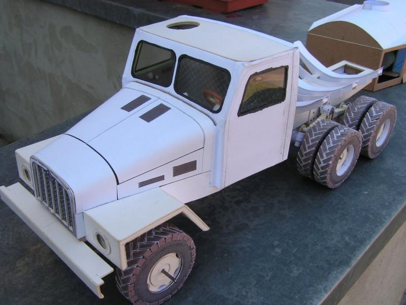 LKW G5 als Tankwagen Maßstab 1:20 gebaut von klebegold - Seite 2 151k10