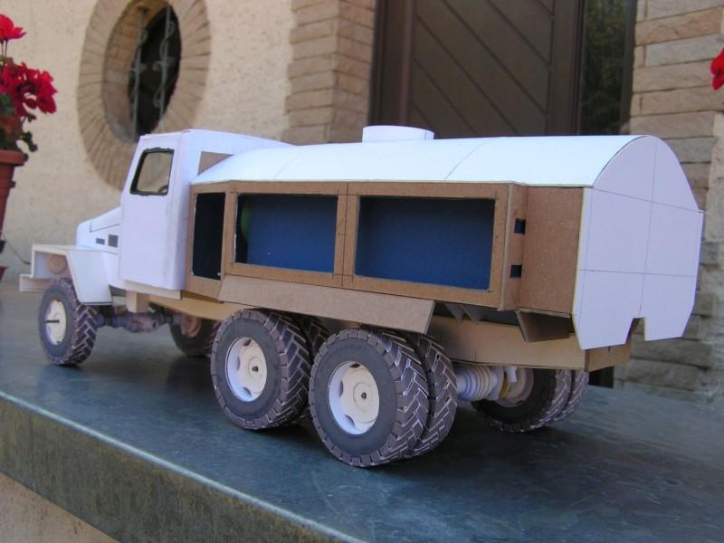 LKW G5 als Tankwagen Maßstab 1:20 gebaut von klebegold - Seite 2 156k10