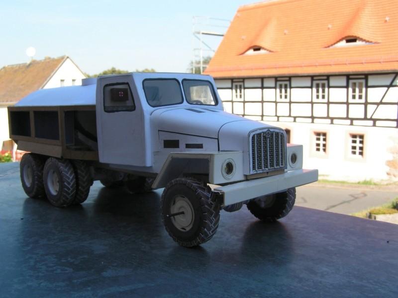 LKW G5 als Tankwagen Maßstab 1:20 gebaut von klebegold - Seite 2 157k10
