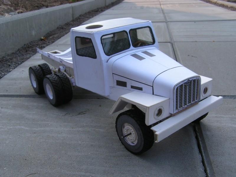LKW G5 als Tankwagen Maßstab 1:20 gebaut von klebegold - Seite 2 161k10