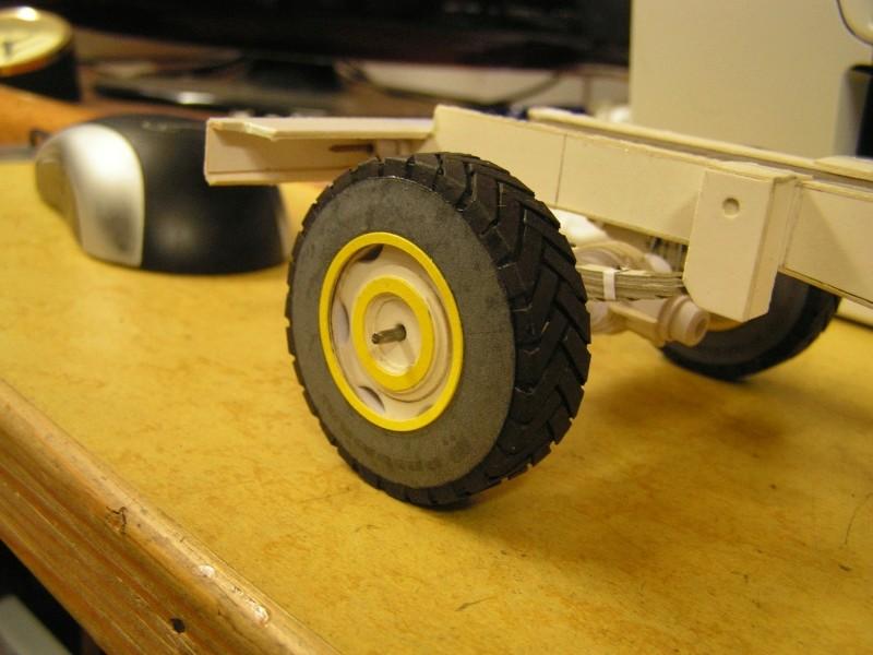 LKW G5 als Tankwagen Maßstab 1:20 gebaut von klebegold - Seite 2 172k10