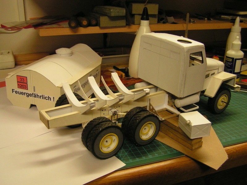 LKW G5 als Tankwagen Maßstab 1:20 gebaut von klebegold - Seite 3 183k10