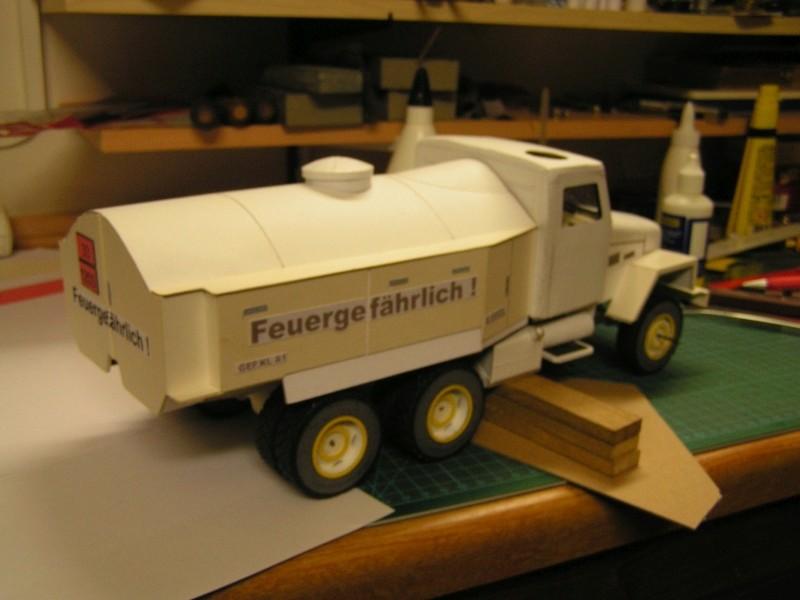 LKW G5 als Tankwagen Maßstab 1:20 gebaut von klebegold - Seite 3 184k10