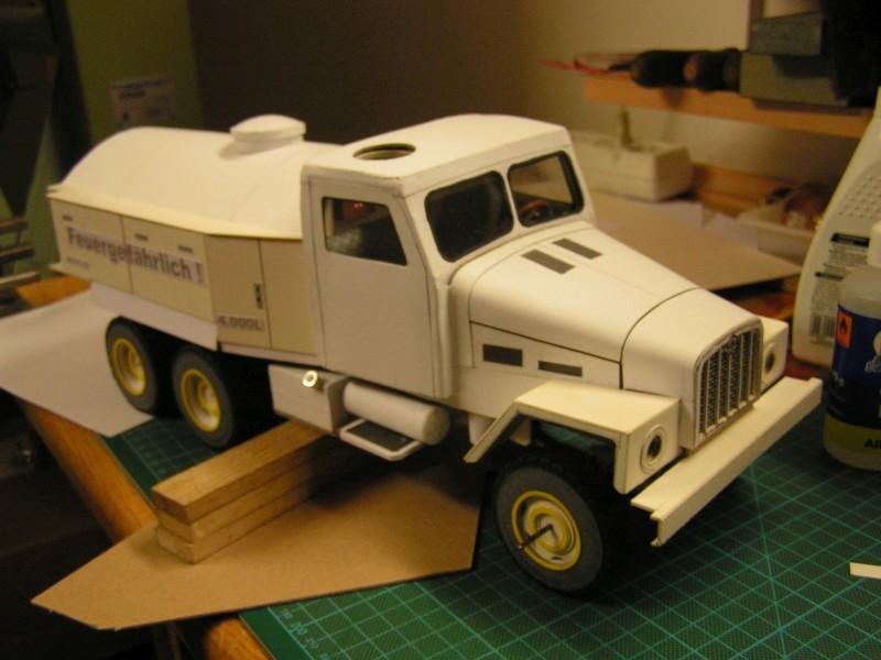 LKW G5 als Tankwagen Maßstab 1:20 gebaut von klebegold - Seite 3 185k10