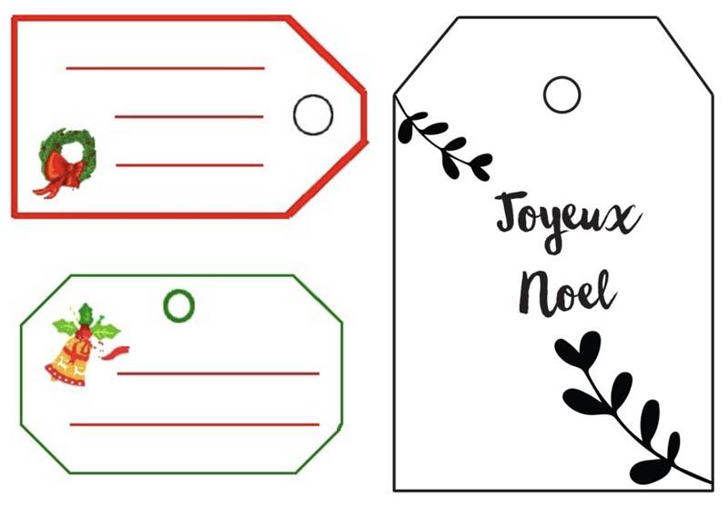 Ech. NOEL : étiquette pour cadeau ! ** Terminé ** - Page 3 Etique13