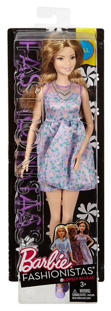 Barbie fashionistas 2017 News fin page 1 + Barbie carrière B310