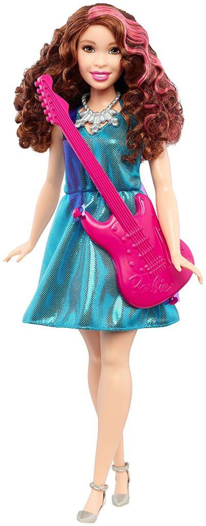 Barbie fashionistas 2017 News fin page 1 + Barbie carrière B510