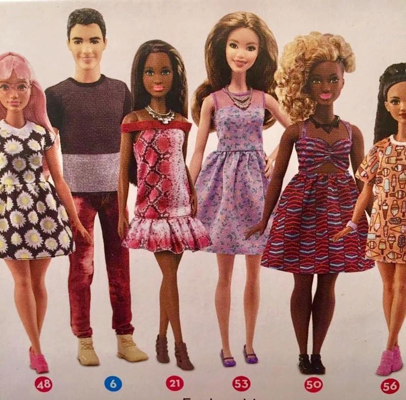 Barbie fashionistas 2017 News fin page 1 + Barbie carrière Fashio10
