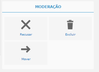 [FAQ] Visualizar e gerir as categorias, fóruns e subfóruns Moder10
