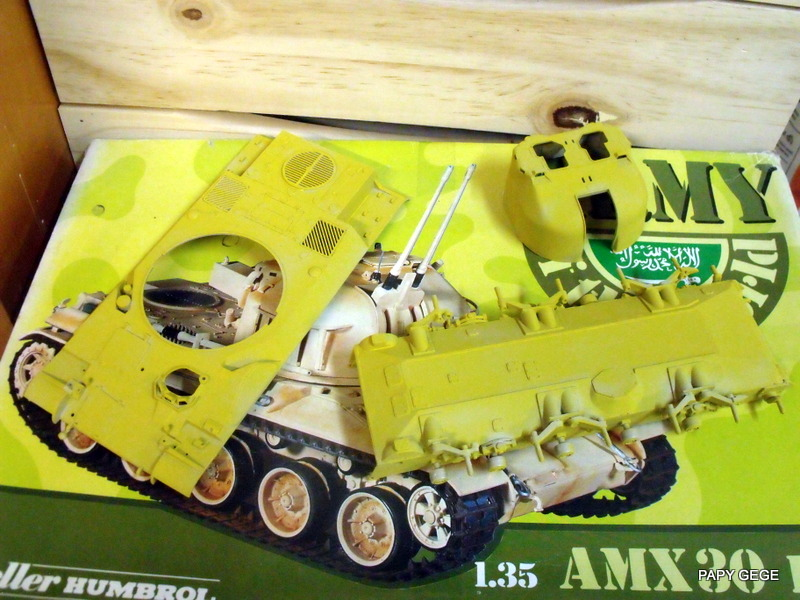 AMX 30t AA Heller Humbrol au 1/35 03-dsc10