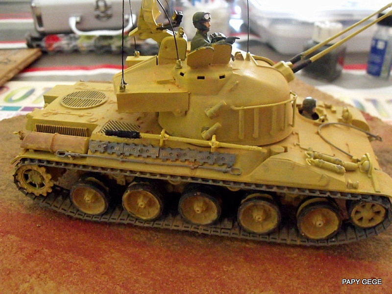 AMX 30t AA Heller Humbrol au 1/35 22-dsc10
