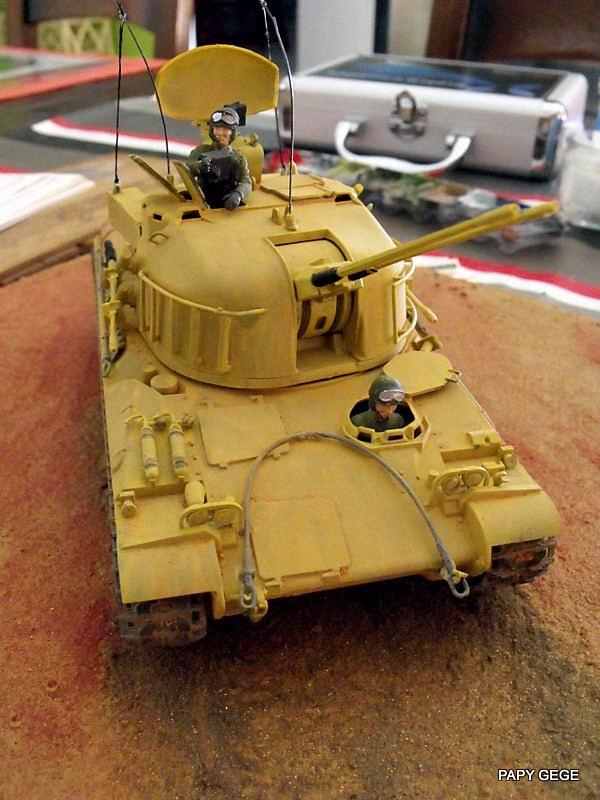AMX 30t AA Heller Humbrol au 1/35 23-dsc10