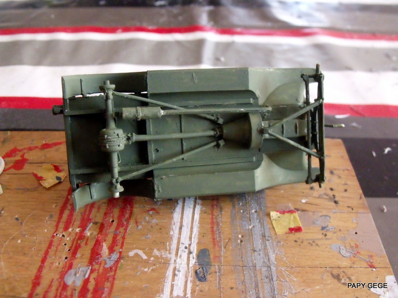 FORD T vickers machine gun carrier 1917 1/35 RESICAST - Page 2 25-dsc10