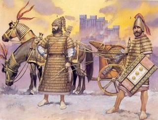 CORRESPONDENCIA de la ERA HYBORIA con CULTURAS REALES Asirio11