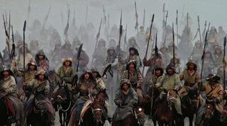 CORRESPONDENCIA de la ERA HYBORIA con CULTURAS REALES Mongol10
