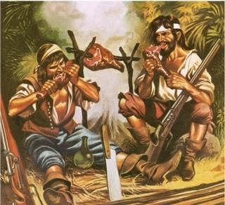 CORRESPONDENCIA de la ERA HYBORIA con CULTURAS REALES Pirate10