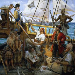 CORRESPONDENCIA de la ERA HYBORIA con CULTURAS REALES Pirate11