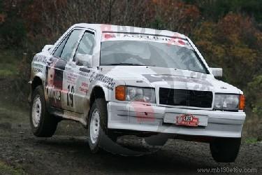 photo de mercedes de rallye Aggeli10