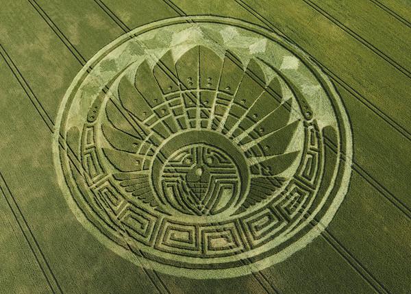 El Misterio de los Crop Circles - Círculos de las Cosechas 2009_010