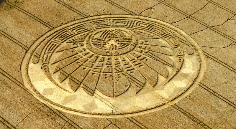 El Misterio de los Crop Circles - Círculos de las Cosechas 2009_011