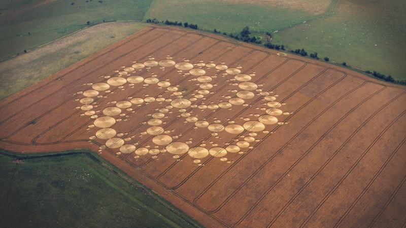 El Misterio de los Crop Circles - Círculos de las Cosechas 2013_011