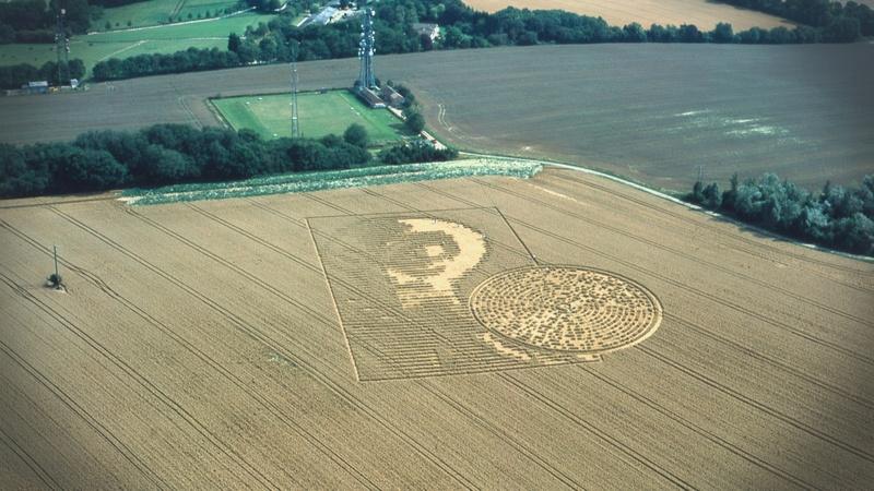 El Misterio de los Crop Circles - Círculos de las Cosechas 2013_012