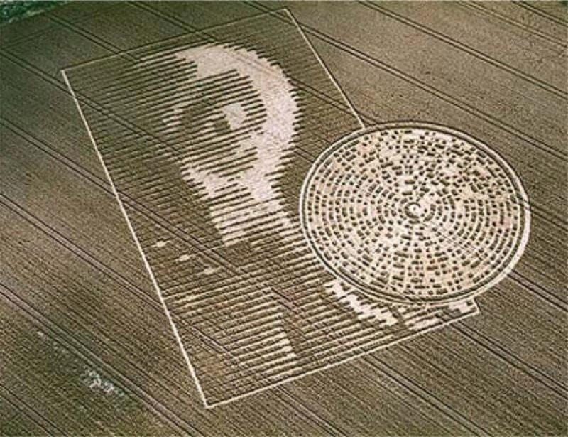 El Misterio de los Crop Circles - Círculos de las Cosechas 2cda0310