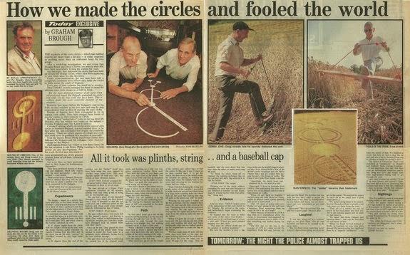 El Misterio de los Crop Circles - Círculos de las Cosechas 54409010