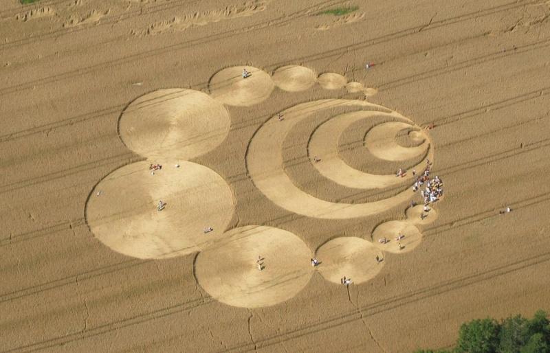 El Misterio de los Crop Circles - Círculos de las Cosechas Cropci10